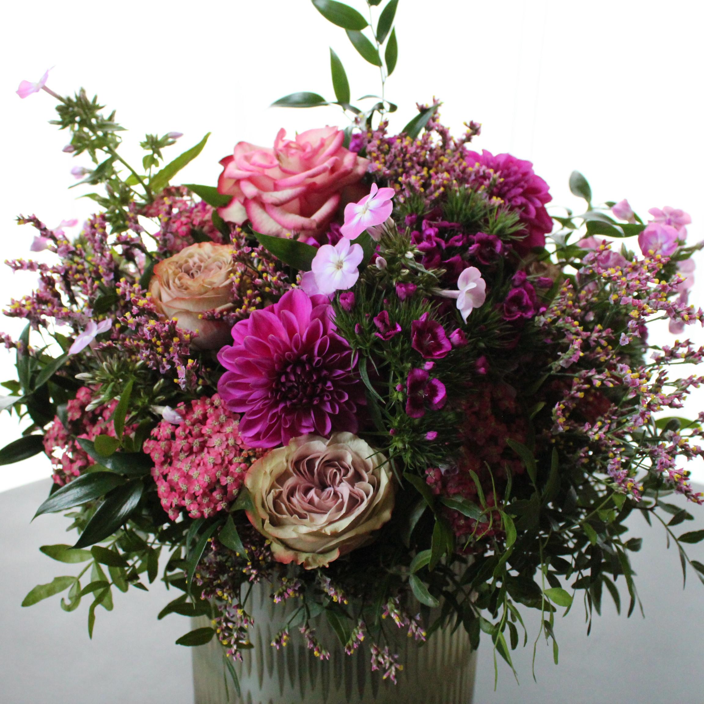 Bouquet de fleurs fraiches 1